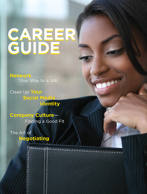 Career Guide cover.